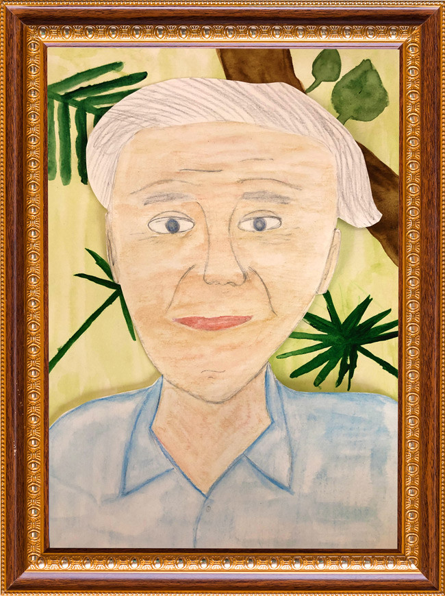 The Museum of Very Interesting People features David Attenborough