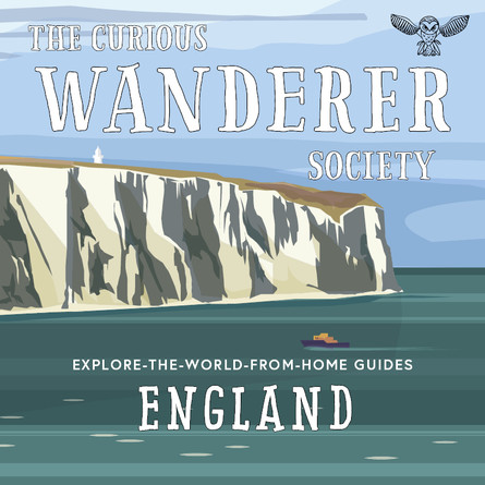England - Explore the world from home guide