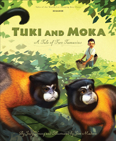 Tuki and Moka-A Tale of Two Tamarins
