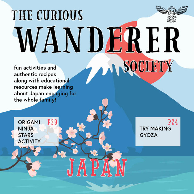 Explore the World from Home Guide to Japan