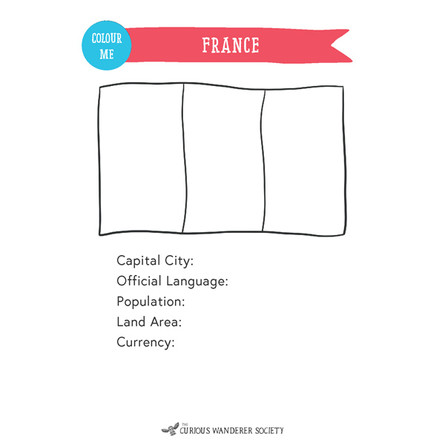 France Passport A5 Inserts (FreeVersion)