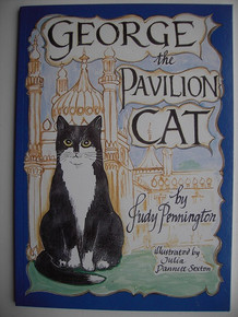 George the Pavilion Cat