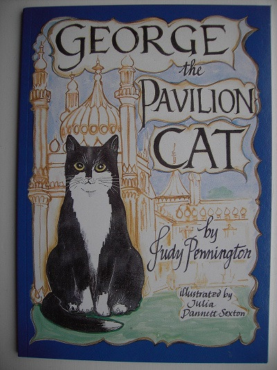 George the Pavilion Cat