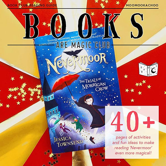 Book Guide - Nevermoor: The Trials of Morrigan Crow