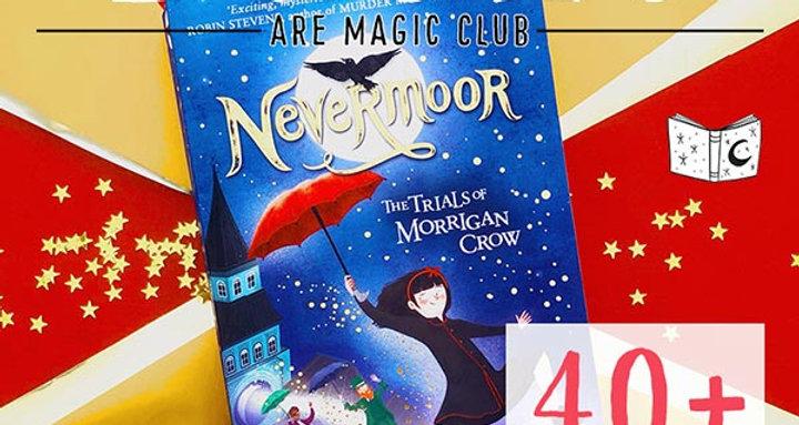 Book Guide - Nevermoor: The Trials of Morrigan Crow
