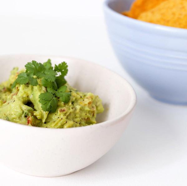 Kid Friendly Guacamole Recipe