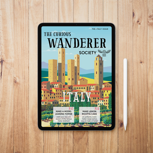 Italy - Explore the World from Home Guide