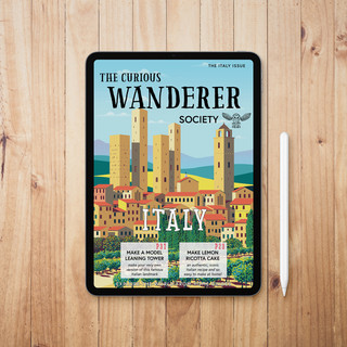 Buy the Italy guide