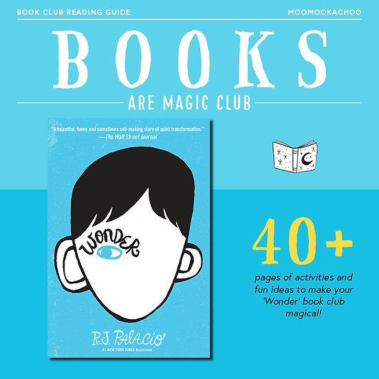 Book Guide: Wonder