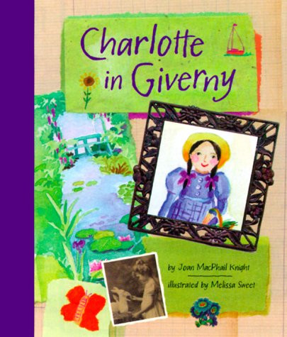 Charlotte in Giverny