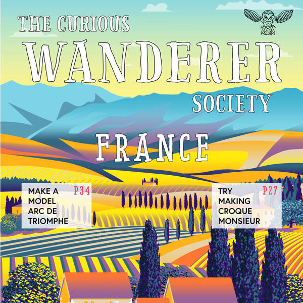 France - Explore the World from Home Guide