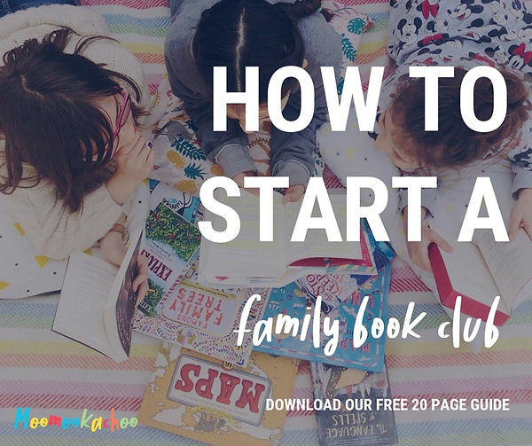 How to Start a Family Book Club Guide.jp