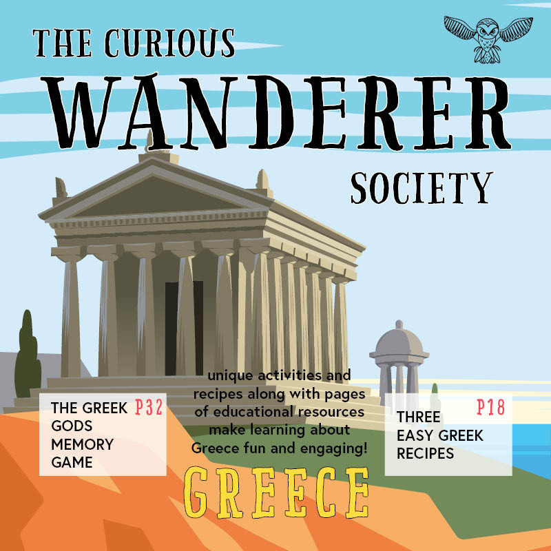 Explore the World from Home Guide to Greece