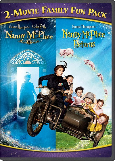 Movie - Nanny McPhee