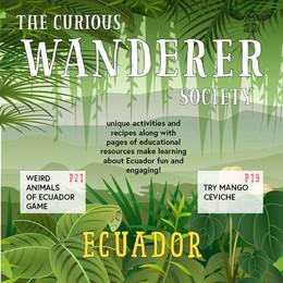 Explore the World from Home Guide to Ecuador