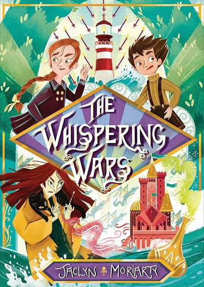 The Whispering Wars - Book