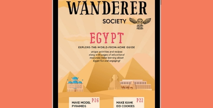 Egypt: Explore the World from Home Guide