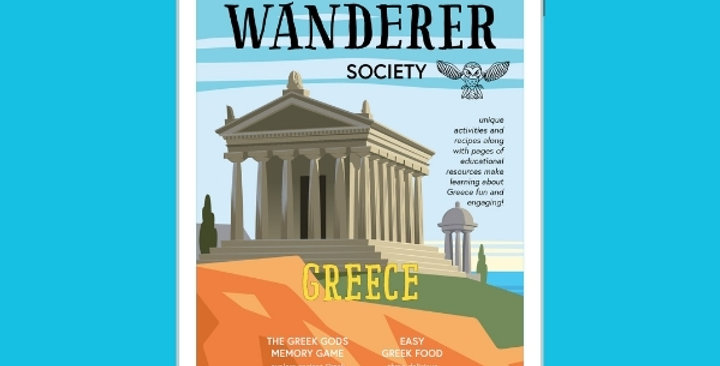 Greece: Explore the World from Home Guide