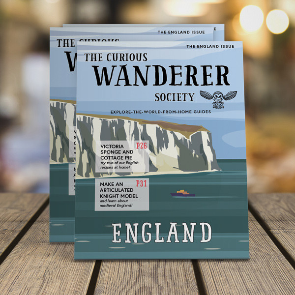 Buy the England Guide
