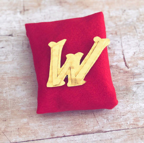 Wundrous Society 'W' Pin Craft