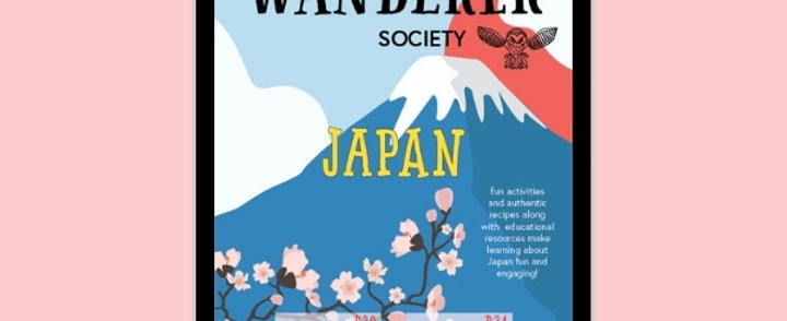 Japan: Explore the World from Home Guide