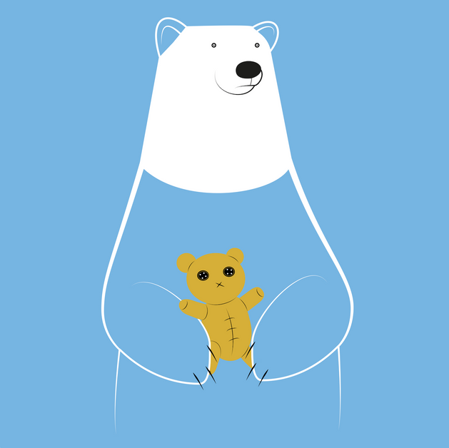 bear and teddy