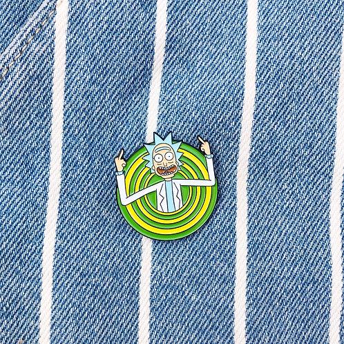 WubbaLubba Pin