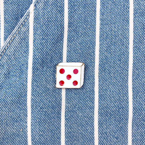 Dice Pin