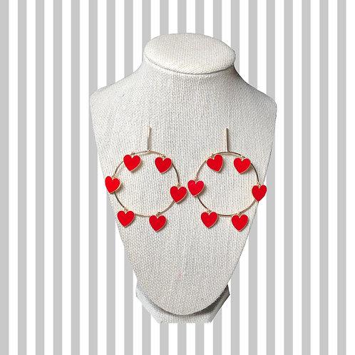 Girls Need Love Earrings