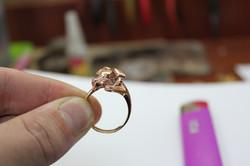 Кольцо с верным другом