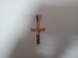 Крест литой