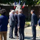 President Macron et Richard de Roys 2.jp
