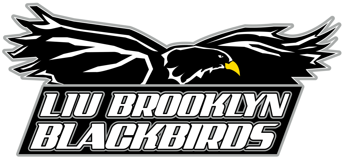LIU_Brooklyn_Blackbirds_logo.svg