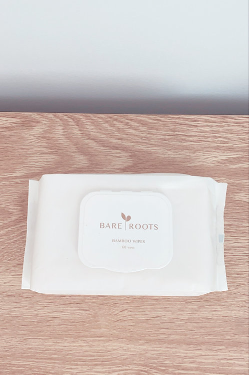 Bamboo Wet Wipes