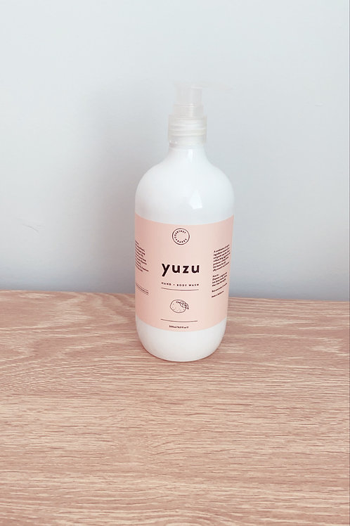 Yuzu Hand + Body Wash