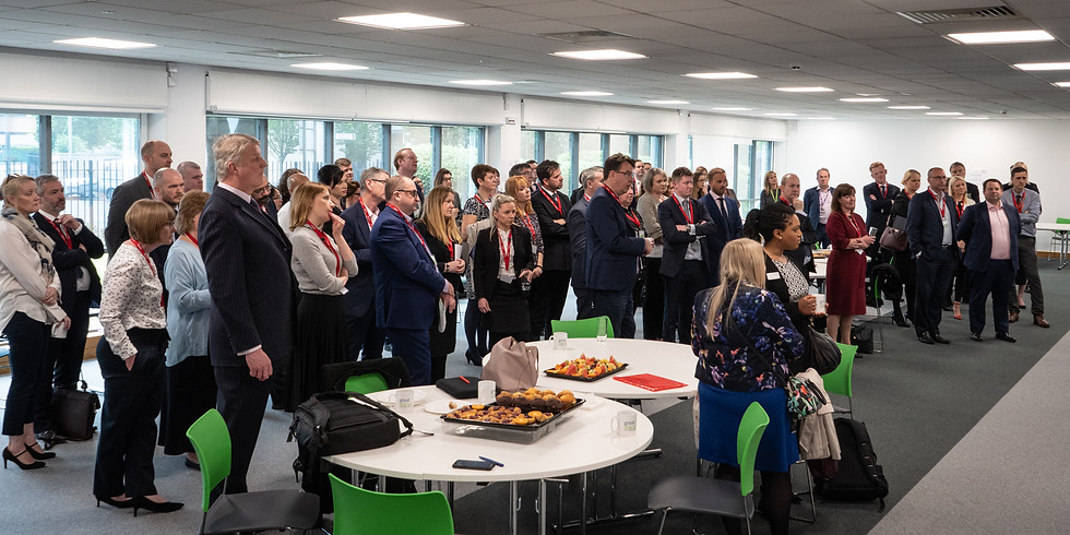 GM Housing First launch event