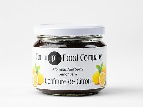 Confiture de Citron Aromatic & Tangy Lemon Jam