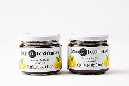 2 pack Confiture de Citron Aromatic & Tangy Lemon Jam