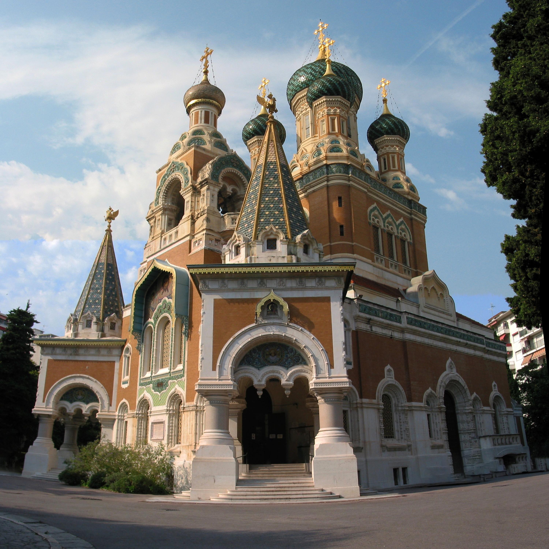 Nice - Découverte de l'Eglise St Nicolas
