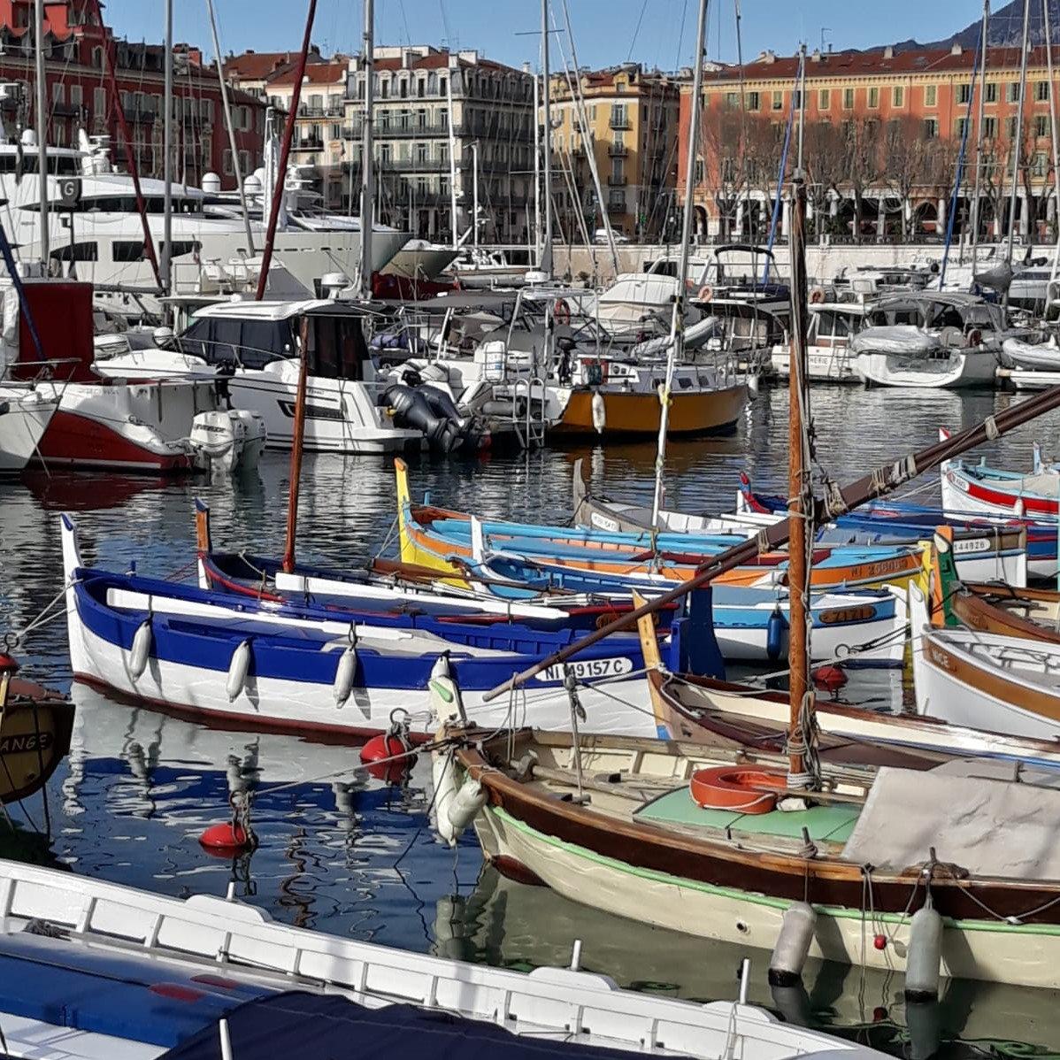 Nice - Découverte du port de Nice