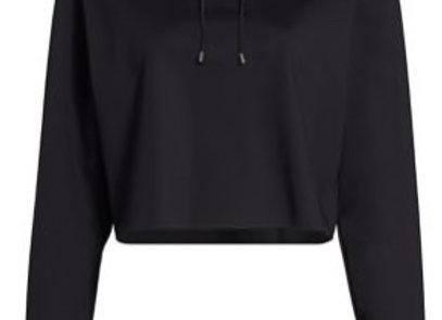 UltraCor: Essential Lynx Hoodie in Black