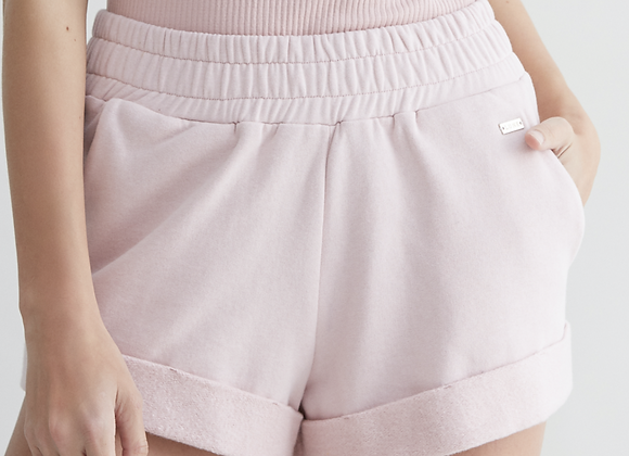 Lune Active: Ice Cashmere Shorts