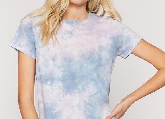 Spiritual Gangster: Aurora Boxy Crew T-Shirt