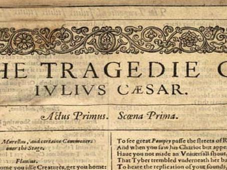 20. Julius Caesar