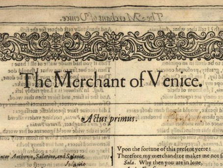 14. The Merchant of Venice