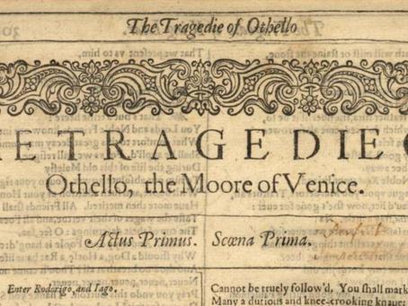 25. Othello