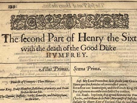 2. Henry VI: Part II