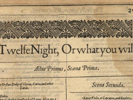 23. Twelfth Night