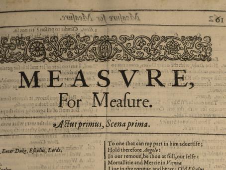 26. Measure For Measure