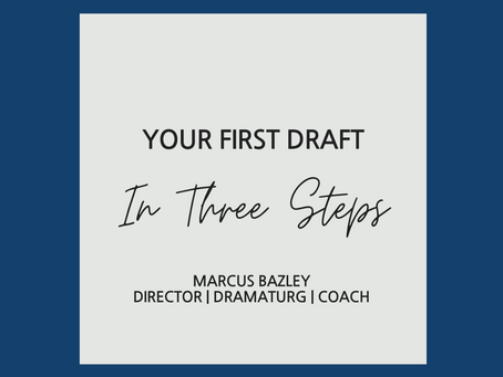 The First Draft Shortcut